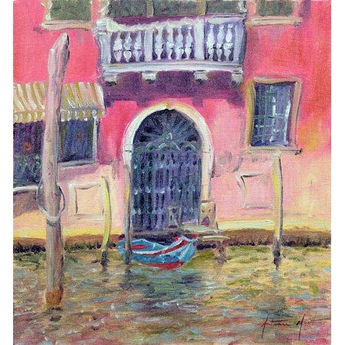 Tableau - Venetian Balcony, 2000 -