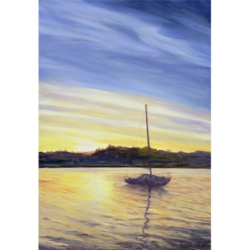 Tableau - Boat at Rest, 2002 -