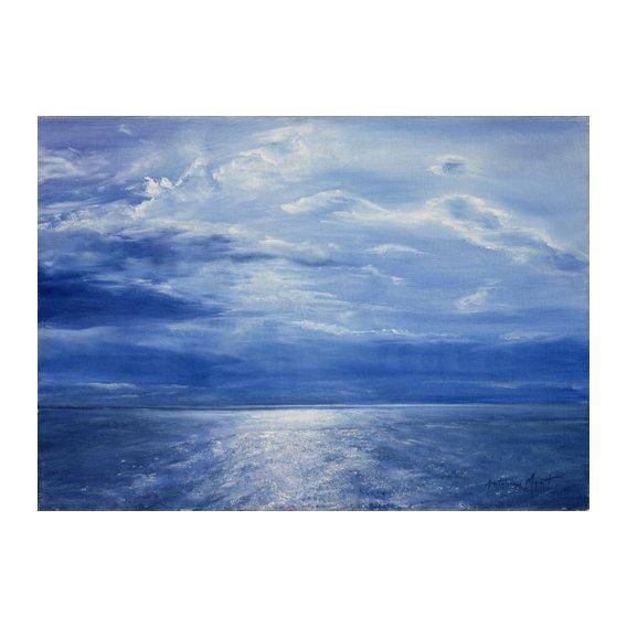 Tableau - Deep Blue Sea, 2001 -
