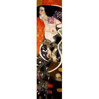 Tableaux de Personnages - Tableau -Judith 2 (Salomé)- - Klimt, Gustav