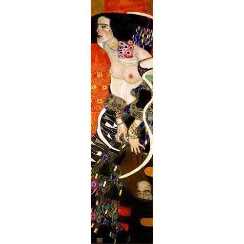pinturas do retrato - Quadro -Judith 2 (Salomé)-