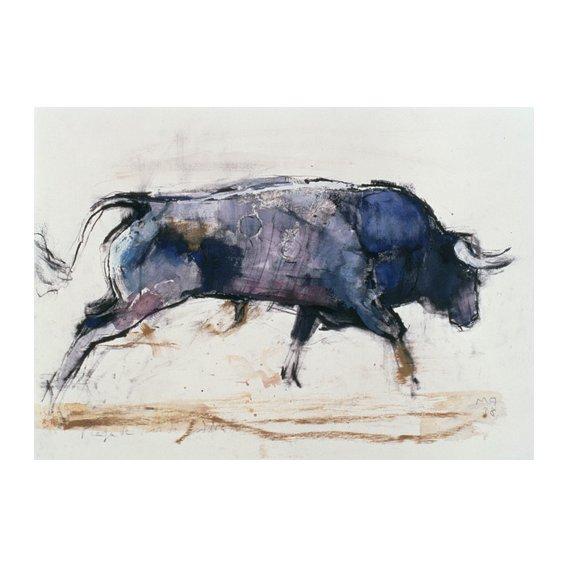 Tableau - Charging Bull, 1998 -