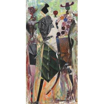 Tableaux orientales - Tableau -Intrigued- - Beckford, Ikahl