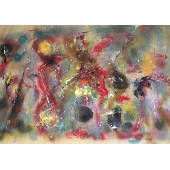 Tableaux abstraits - Tableau -Instrumental- - Beckford, Ikahl