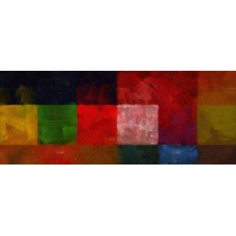 Tableaux modernes - Tableau -Connection 2,2017,(mixed media)- - Caminker, Alex