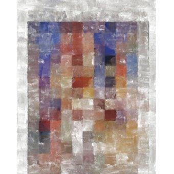 Tableaux abstraits - Tableau -dimensions,2017,(mixed media)- - Caminker, Alex
