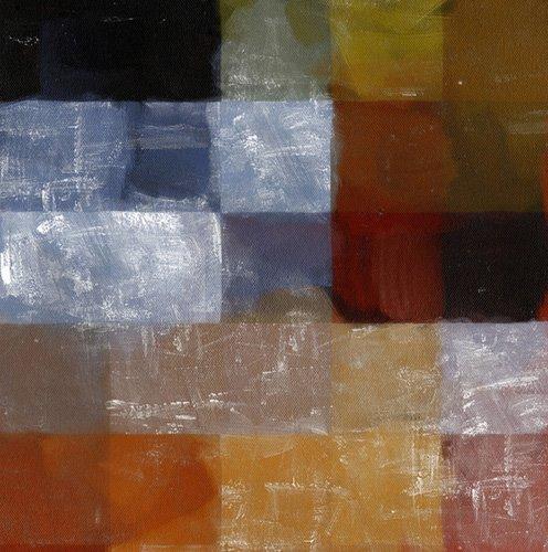 tableaux-modernes - Tableau -evening,2017,(mixed media)- - Caminker, Alex