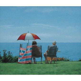 Tableaux de paysages marins - Tableau - Sunshade - - Cook, Simon