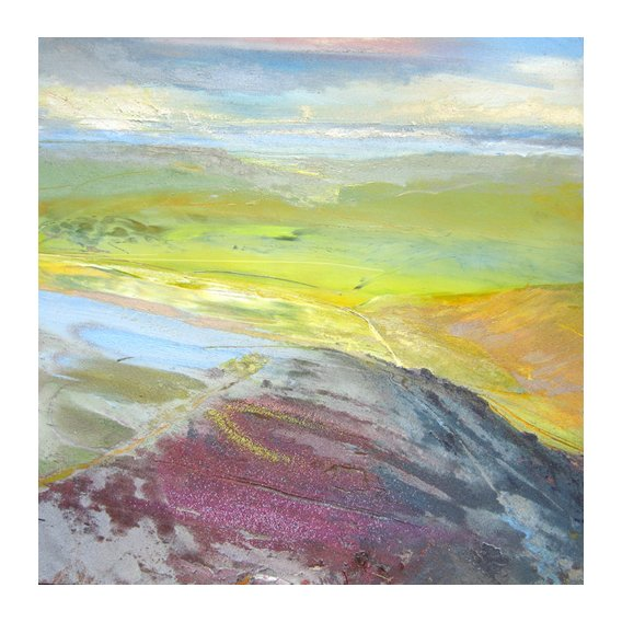 Tableau - Across the Valley, 2014 -