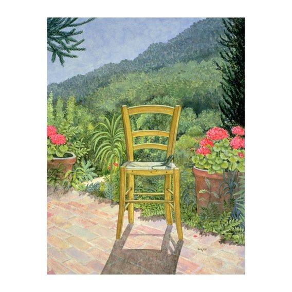 Tableau - Umbrian Chair -
