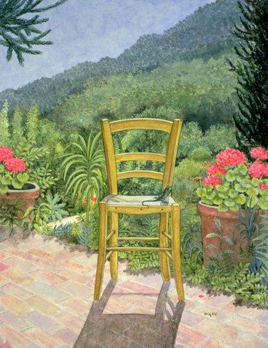 tableaux-modernes - Tableau - Umbrian Chair - - Ditz