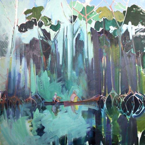 tableaux-de-paysages - Tableau - boca boys - - Evans, Charlotte
