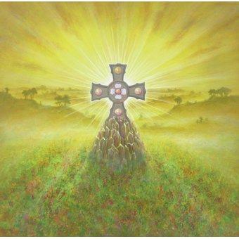 Tableaux modernes - Tableau -Celtic Cross (acrylic on canvas)- - Cook, Simon