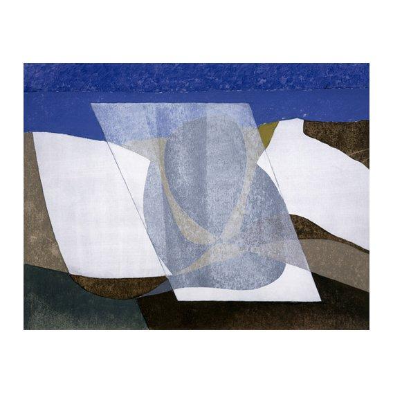 Tableau -Falcon Cliff, 2001 (oil on board)-