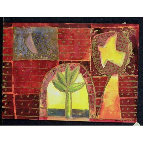 Tableau -Bird Song, 1996-