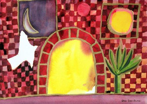 tableaux-modernes - Tableau -The Awakening- - Davidson, Peter
