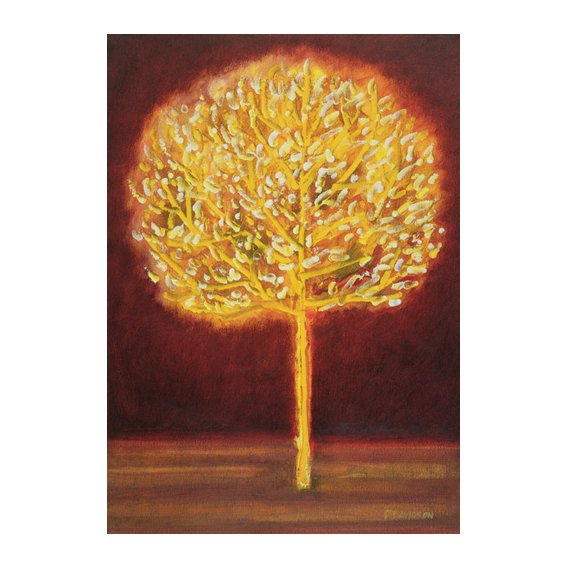 Tableau -Blossoming Tree-