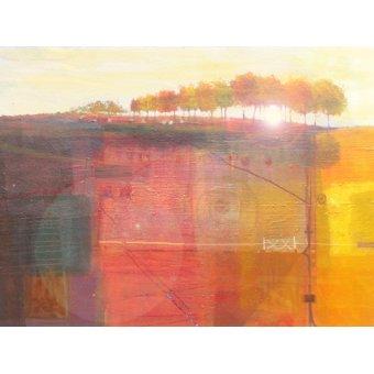 Tableaux abstraits - Tableau -Sunrise, 2011- - Decent, Martin