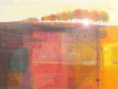 tableaux-modernes - Tableau -Sunrise, 2011- - Decent, Martin