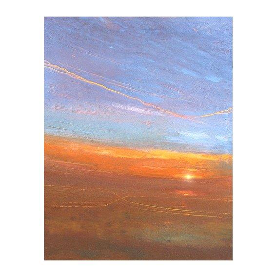Tableau -Sunset, 2007-