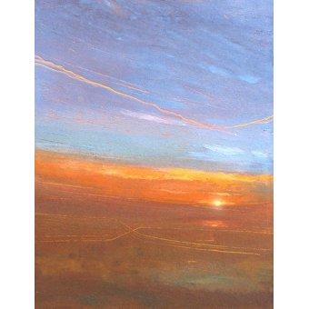 Tableaux abstraits - Tableau -Sunset, 2007- - Decent, Martin