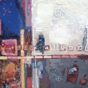 Tableaux abstraits - Tableau -1962, 2015- - Decent, Martin
