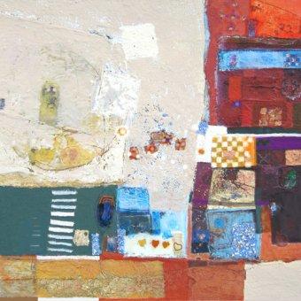Tableaux abstraits - Tableau -Things Hidden, 2014- - Decent, Martin