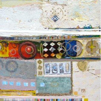 Tableaux abstraits - Tableau -Alchemy, 2014- - Decent, Martin