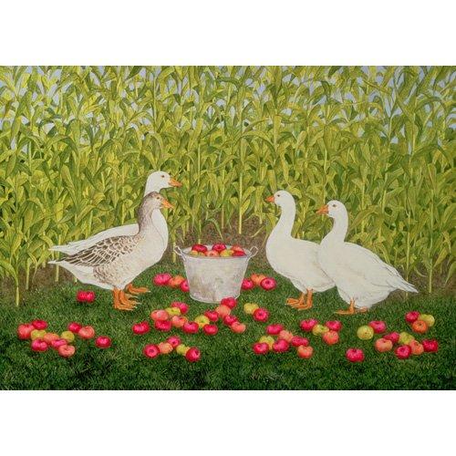 Tableau -Sweetcorn-Geese-