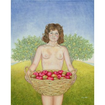 - Tableau -An Apple a Day, Triptych Part Two- - Ditz