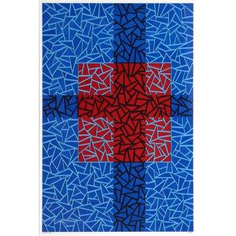 Tableaux abstraits - Tableau -Infinity Pool- - Dunn, Alex