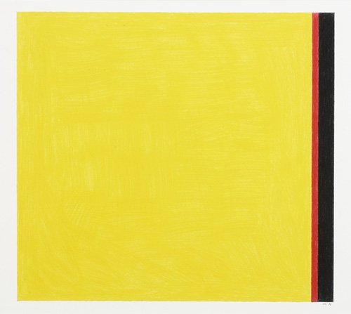 tableaux-abstraits - Tableau -Go to Yellow- - Dunn, Alex