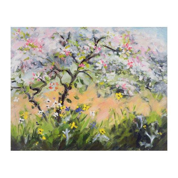 Tableau -Spring Blossom-