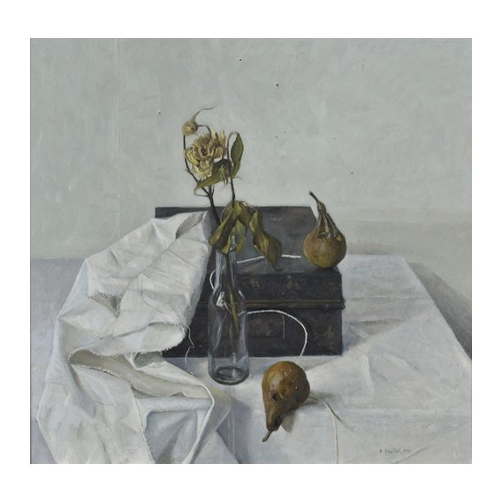 Tableau -The Box and Rotten Pears, 1990-