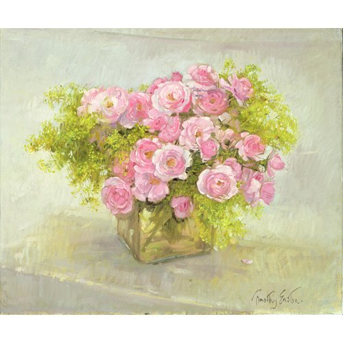 Tableau -Alchemilla and Roses, 1999-