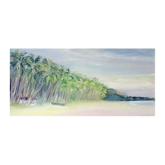 Tableau -Coco Beach, Goa, India, 1997-