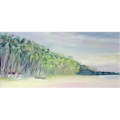 Tableau -Coco Beach, Goa, India, 1997-