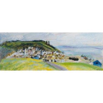 Tableaux de paysages - Tableau -View from West Hill, 2010- - Elliot, Sophia