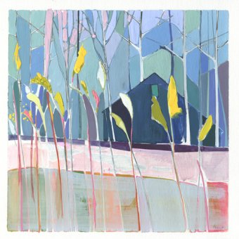 Tableaux de paysages - Tableau -flags- - Evans, Charlotte