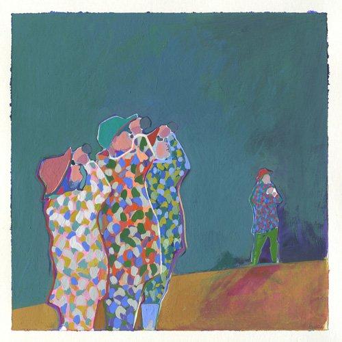 tableaux-de-paysages - Tableau -twitchers- - Evans, Charlotte