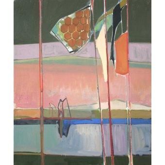 Tableaux de paysages - Tableau -flagged- - Evans, Charlotte