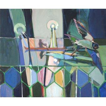Tableaux de paysages - Tableau -winged- - Evans, Charlotte