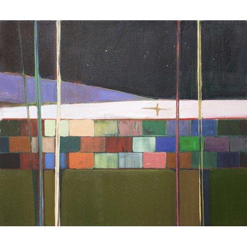 Tableau -rainbow blocks-
