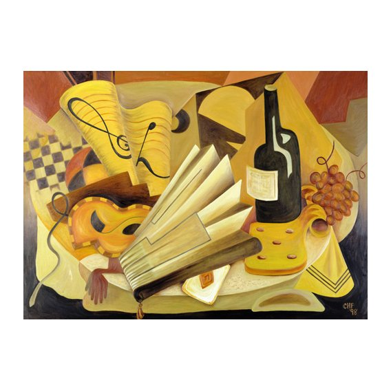 Tableau - A Theatrical Dinner, 1998 -