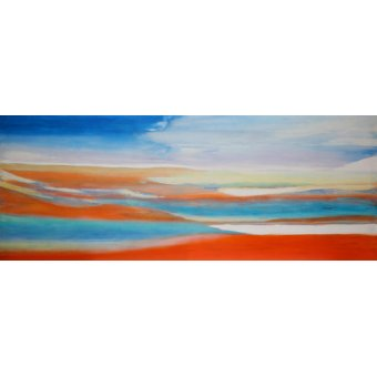 Tableaux abstraits - Tableau -Miracle Water,2004- - Gibbs, Lou