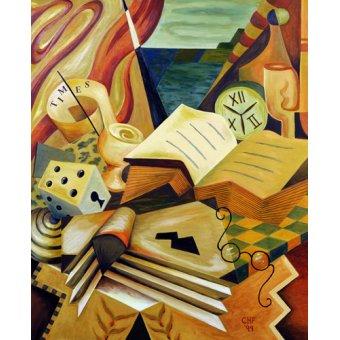 Tableau -The Reading Corner, 1999-
