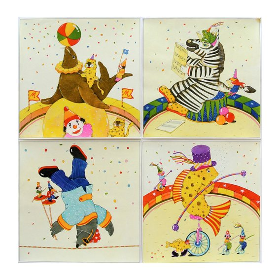 Tableau -Animal Circus II-