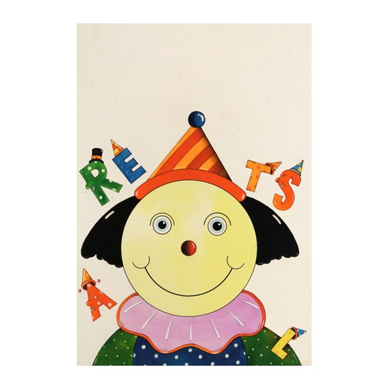 Tableau -Party Clown-