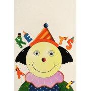 Tableau -Party Clown-