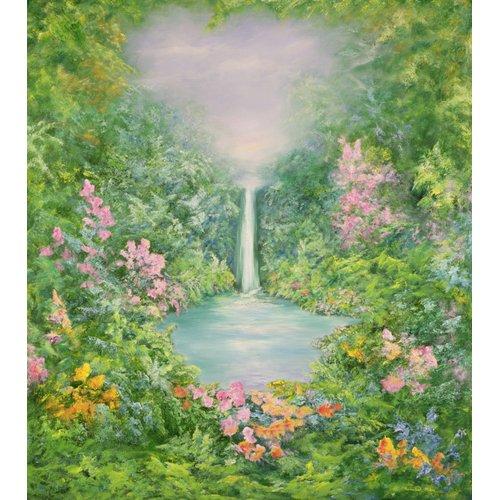 Tableau -The Waterfall, 1997-
